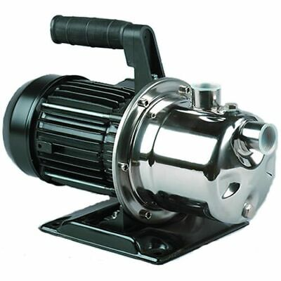 Simer 2825SS - 10 GPM  1 HP Stainless Steel Portable Transfer Pump
