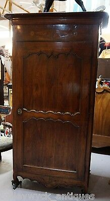 Antique English Armoire—late 1700s/early 1800s
