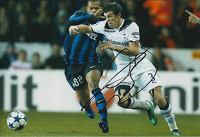 Gareth BALE SIGNED Autograph 12x8 Photo AFTAL Real Madrid Genuine RARE Authentic