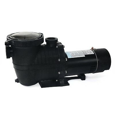 1.5Hp Inground Above Ground Swimming Pool Energy Saving Pumps Motor 3450/1750