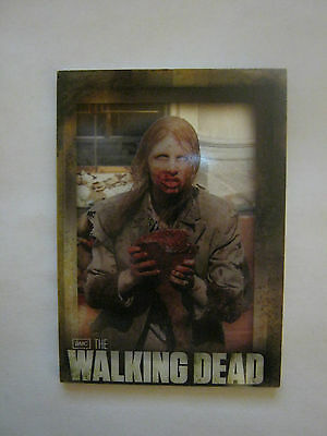 walking dead shadow box chase card by Cryptozoic