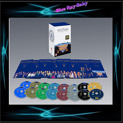 The West Wing - Complete Series Seasons 1 2 3 4 5 6 7  *** Brand New Dvd Boxset*