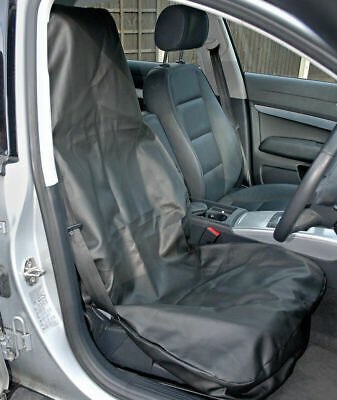 FUNDA DE ASIENTO PROFESIONAL Side Airbag Compatible Heavy Duty Front Seat Cover