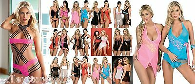 WHOLESALE LOT 6000 Pieces SEXY LINGERIE EXOTIC BIKINI CLUBWEAR DANCER RAVE S M L