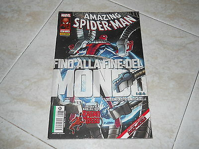 comics SPIDER-MAN N. 587 - AMAZING SPIDER-MAN 5 - panini marvel italia nuovo