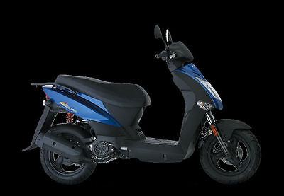 Kymco Agility 125 BRAND NEW scooter - Nationwide Delivery - 7 Year Warranty