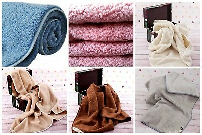 Sale! Woolamrked Merino Wool Blanket 100% Natural, All Sizes. Perfect For Gift