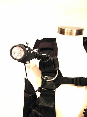 Z GEAR - BCD Dive Light Mount