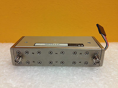 HP / Agilent 33321SG DC to 4 GHz, 0 to 35 dB, SMA (F-F) Step Attenuator. Tested!