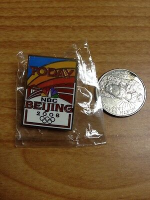 2008 Beijing Today Show Olympic Pin