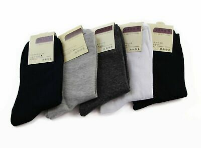 Mens Men's Cotton Business Thin Socks - Black Grey Teal - Pack of 1 2 or 3