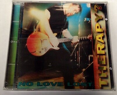 ♫♪♫ THERAPY? - NO LOVE LOST - CD LIVE TOUR 1993 - NO CDr MINT SEALED !!!!