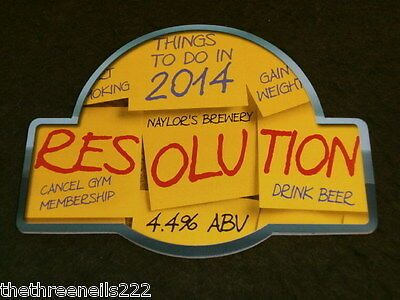 Beer Pump Clip - Naylors Resolution