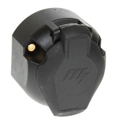 TOP QUALITY Euro type 13 pin socket for Caravans,Trailers