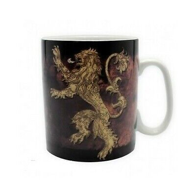Mug 460 ml Game of Thrones : Maison Lannister - Abystyle (Neuf)
