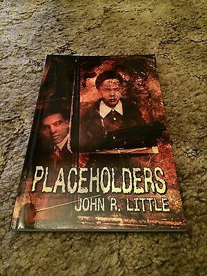 PLACEHOLDERS John R. Little 1st TP 275 COPY SIGNED/LIMITED OUT OF PRINT MINT