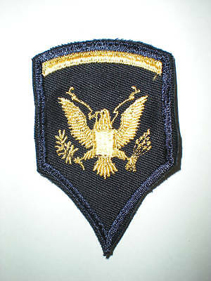 US ARMY 1955 BLUE SPECIALIST 2ND CLASS E-5 RANK -1 PAIR