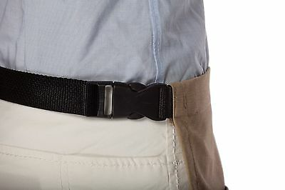 Daystar Apparel 1 Style 104 three pocket buckle waist apron  ~ Made in USA