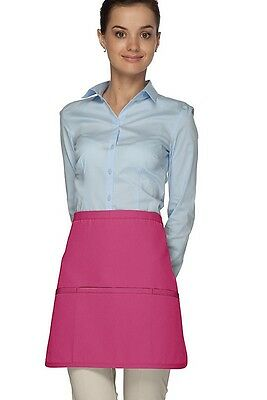 Daystar Aprons 1 Style 180XL Three pocket rounded waist apron ~ Made in USA
