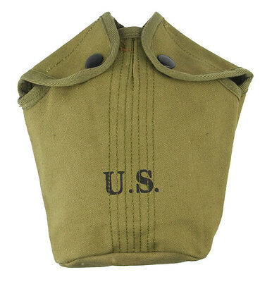 Vietnam War Us Army Military Canteen Cover -33546