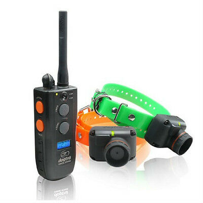 Dogtra 2502TB 2 Dog Training and Beeper 1 Mile Trainer - Authorized Dealer