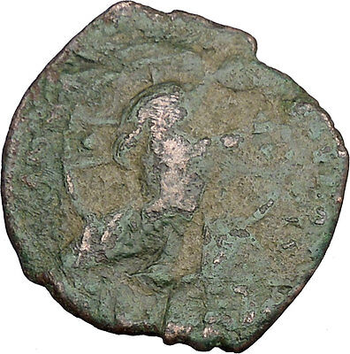 Constantine X  Ducas 1059AD Large Ancient Byzantine Coin JESUS CHRIST i38941