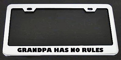 GOD HAS BEEN SO GOOD TO ME RELIGIOUS JESUS License Plate Frame Metal Chrome