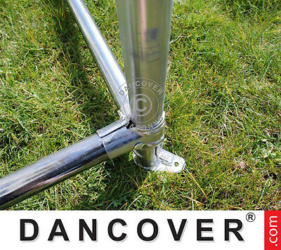 Marquee Party Tent Gazebo Ground Bar Frame Set For Dancover Marquees