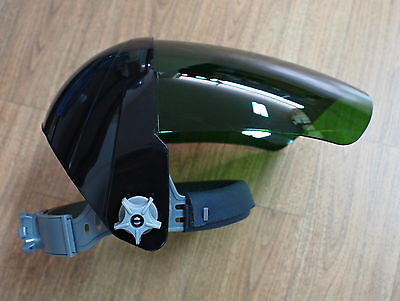 New OTOS F-72B Face Shield Shade #3 3D CURVED BIONIC Protect Cover KOREA