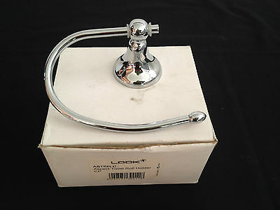 Aspect Toilet Roll Holder - Chrome - Brand New In Box By Look Tapware