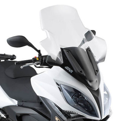 Givi Parabrezza Paravento Cupolino D295St Kymco Xciting R 300 500 I Ie 2009-2014
