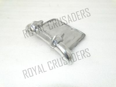 New Vespa Rear Number Plate Holder And Bumper