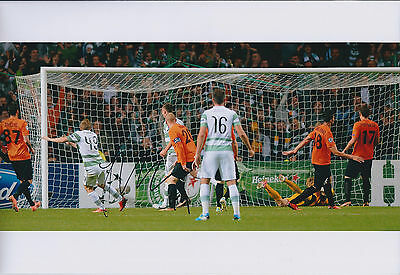 James FORREST SIGNED Autograph Photo AFTAL COA CELTIC Authentic SCOTLAND