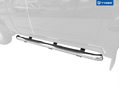 TYGER 3'' stainless side step bars Fit Frontier King Cab/Equator Extra Cab New