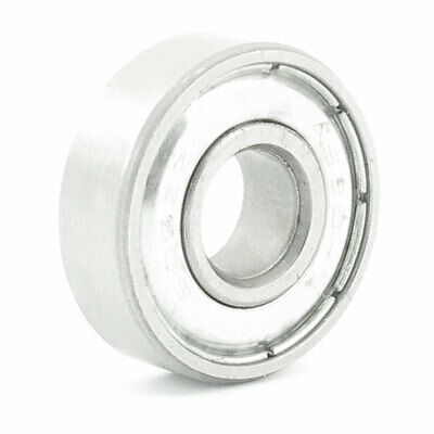 608ZZ Metallic Sealed Deep Groove Ball Bearing 22mm x 8mm x 7mm