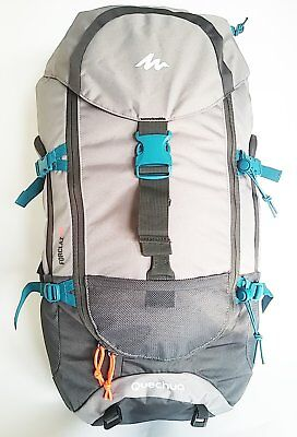 Quechua Hiking Camping Outdoor Water Repellent Backpack Rucksack Forclaz 50L