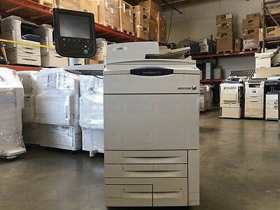Xerox Workcentre 7765 Tabloid Color Laser MFP Printer Copier Scanner 65ppm