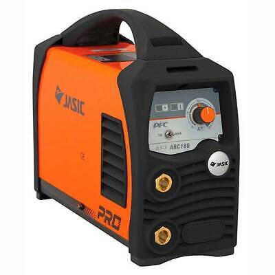 NEW Jasic Arc 180 PFC MMA Inverter DV Dual Voltage Welder