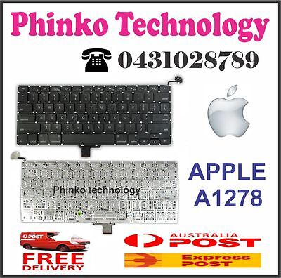 """NEW Keyboard for Apple MacBook Pro Unibody 13"""" A1278"""