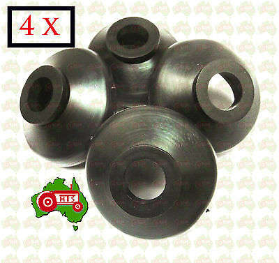 Tie Rod End Boots Massey Ferguson Tractor TE20 TEA20 TEF20 FE35 35 135 Fits Most