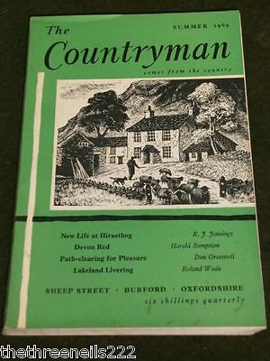The Countryman - Lakeland Livering - Summer 1969