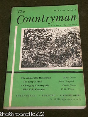 The Countryman - The Admirable Houseman - Winter 1967