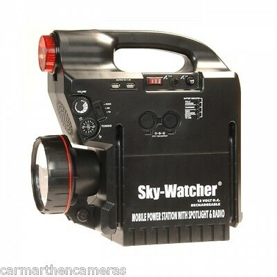 Sky-Watcher 17Ah Rechargeable Power Tank Skywatcher 20154