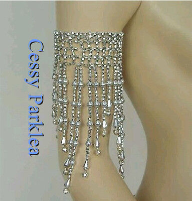 Belly Dance Bracelets Bangles Costume Jewelery Beads Arm Pieces
