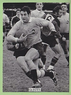 GLEIZES ,  International Rugby à XIII