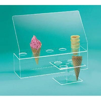 Cal-Mil - 297 - 5-Hole Ice Cream Cone Holder