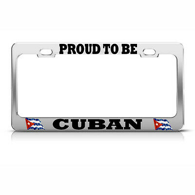 HONK IF YOU LOVE CAMEROON Metal Black License Plate Frame Auto SUV Tag Holder