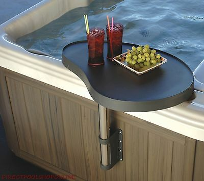 Spa Table Tray Side Caddy Graphite Grey - Whirlpool Hot Tubs 58332-099-000