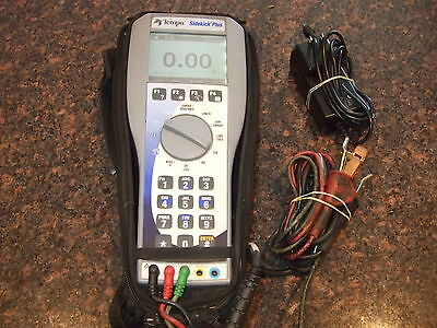 Tempo Sidekick Plus Digital Stress Leakage Voltage Telecom Test Set 1155-5005