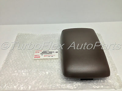 Toyota Camry Genuine OEM Center Console Armrest Cover Lid 97-99 58905-AA012-E0